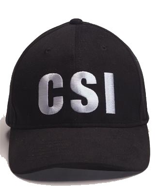 CSI Supreme Low Profile Baseball Hat