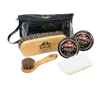 Kiwi Shoe Care Kit