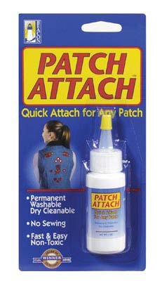 Patch Attach Fabric Glue