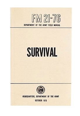 Military Issue Survival Guide