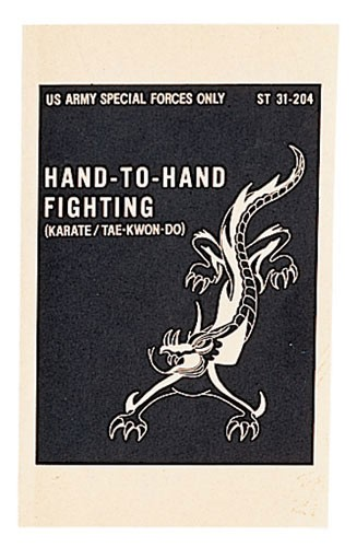 US Army Special Forces Hand-to-Hand Fighting Manual