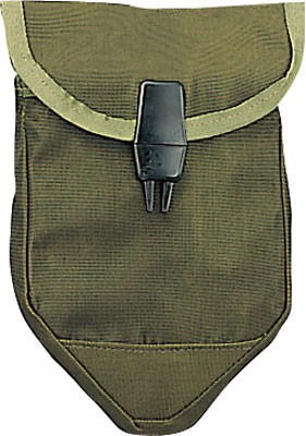 Basic Issue OD Nylon Tri-fold Shovel Cover