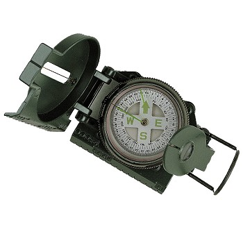 Military Style Marching Compass