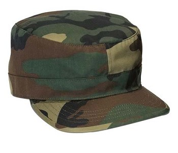 Twill Military Fatigue Hat