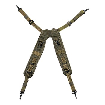 Olive Drab H Military Suspender