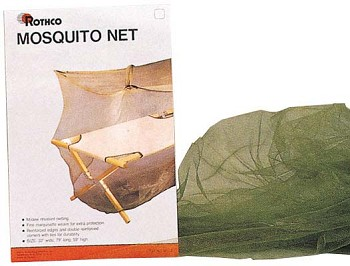 Mosquito Net Covering for Cots