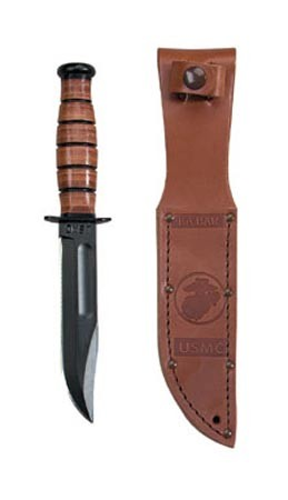 Shorty Ka-Bar U.S.M.C. Fighting Knife
