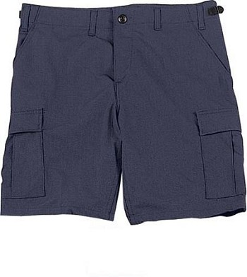 Navy Blue Ultra Force S.W.A.T Shorts
