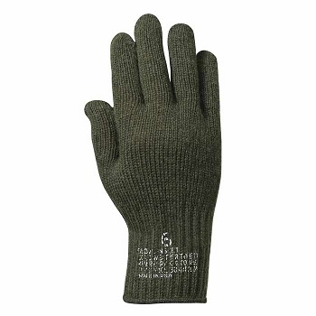Military Wool Glove Liner