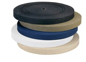 Military Cotton Belt Webbing - 1 1/4 in. X 50 Yards