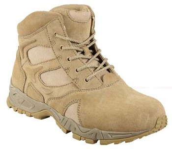 Forced Entry Mid Desert Tan Deployment Boot