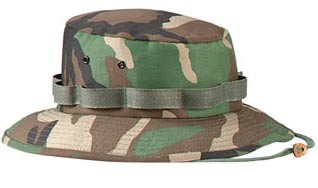 Kids Military Boonie Cap