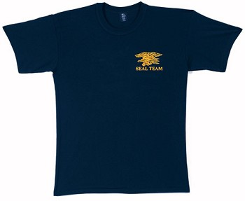 Official Navy Seals Team T-Shirt