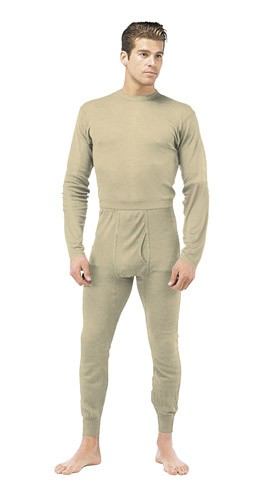 Military ECWCS Silkweight Thermal Underwear Top