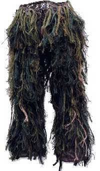Camouflage Ghillie Pants
