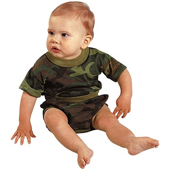 Infant Camouflage T-shirt