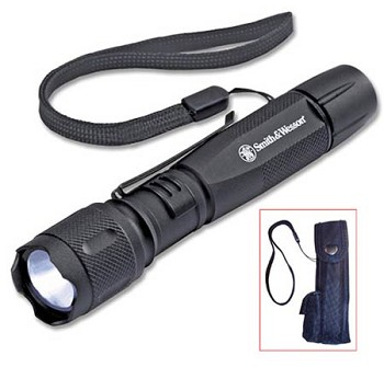 Smith and Wesson Galaxy Elite LED Flashlight - SW775CR