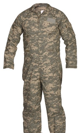 Army Digital Camouflage Military Flightsuit
