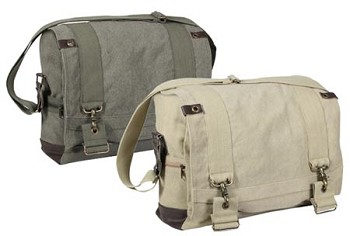 B-15 Pilot Messenger Bag