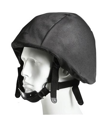 G.I. Style Black Tactical Helmet Cover