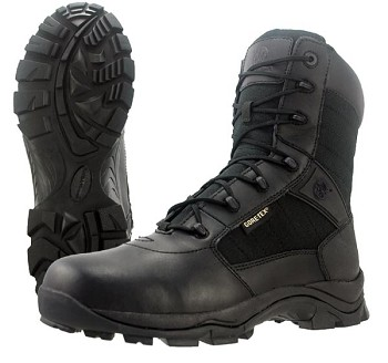 Smith and Wesson Guardian Waterproof 8-inch Tactical Boot