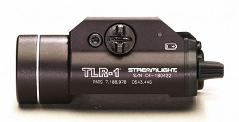 Streamlight TLR-1 Rail Mount Tactical Light