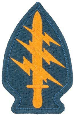 Special Forces Full Color Patch Army Patch