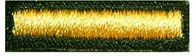 Male Overseas Bars Gold-Green Army Patch