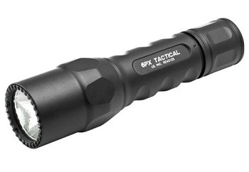 Surefire 6PX Pro LED Tactical Flashlight - 6PX-B-BK