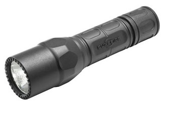 Surefire G2X Pro LED Tactical Flashlight - G2X-B-BK
