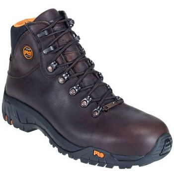 Timberland TiTAN Trekker Safety Toe Brown Work Boot