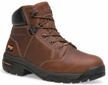 Timberland Pro Helix Brown Waterproof Work Boot - 87529