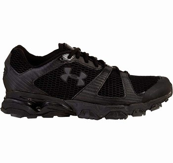 Under Armour Mirage Black Trail Running Shoe