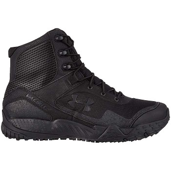 Under Armour Valsetz RTS Black Tactical Boots