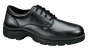 Thorogood Women's Safety Toe Oxford Uniform Shoe - 504-6905