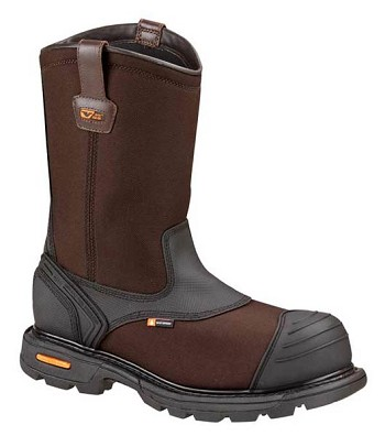Thorogood Gen Flex 2 Wellington Waterproof Nylon Safety Toe Work Boots - 804-4441
