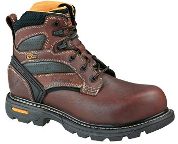 Thorogood Gen Flex 2 6-inch Plain Toe Work Boots - 814-4447