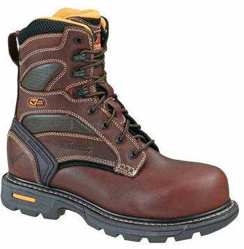 Thorogood Gen Flex 2 8-inch Plain Toe Work Boots - 814-4449