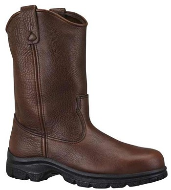 Thorogood 11-inch Wellington Steel Toe Work Boots - 804-4580