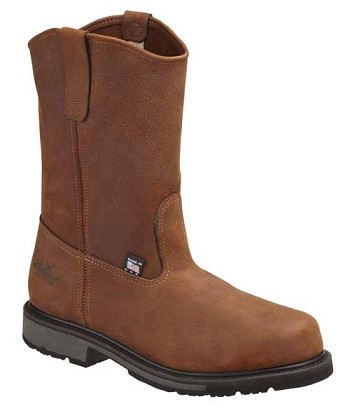 Thorogood Oil Rig 10-inch Wellington Steel Toe Work Boots - 804-4823