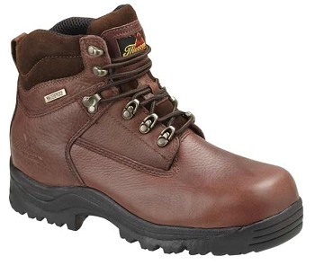 Thorogood 6-inch Waterproof Hiker Oblique Safety Toe Boots - 804-4900