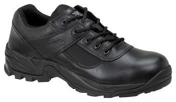 Thorogood Black Athletic Composite Toe Oxford Shoes - 804-6180