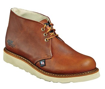 Thorogood Wedge Sole Chukka Work Boot - 814-4513