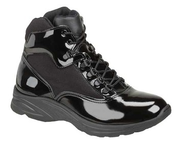 Thorogood Poromeric Black Cross - Trainer Plus Uniform Boots - 831-6833