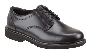 Thorogood Classic Leather Academy Oxford Uniform Shoes - 834-6041