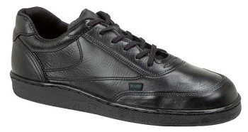 Thorogood Code 3 Black Oxford Uniform Shoes - 834-6333