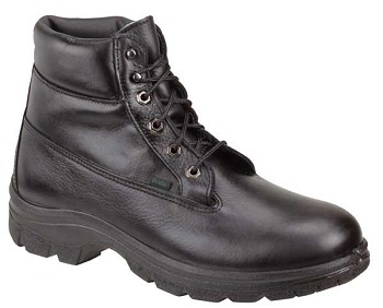 Thorogood 6-inch Waterproof Insulated Black Uniform Boots - 834-6342