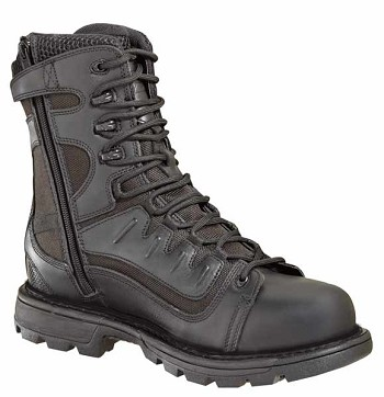 Thorogood 8 Inch Side Zip Waterproof Tactical Boots - 843-6449