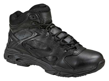 Thorogood Black Slip Resistant Ultra Light Athletic Uniform Shoes - 834-6523