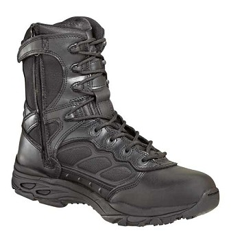 Thorogood 8-inch Slip Resistant Ultra Light Black Athletic Uniform Boots - 834-6528